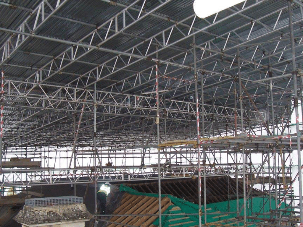 Dilton Marsh, Professional Scaffold Services, Callaway Scaffolds Ltd, Westbury